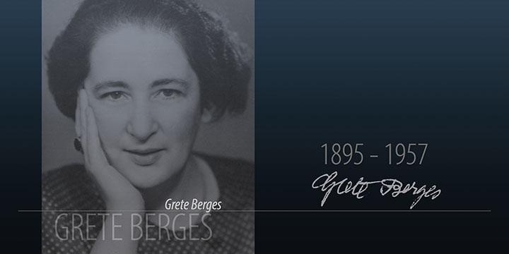 Grete Berges</br>(1895-1957)