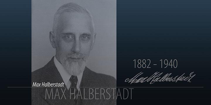 Max Halberstadt</br>(1882-1940)