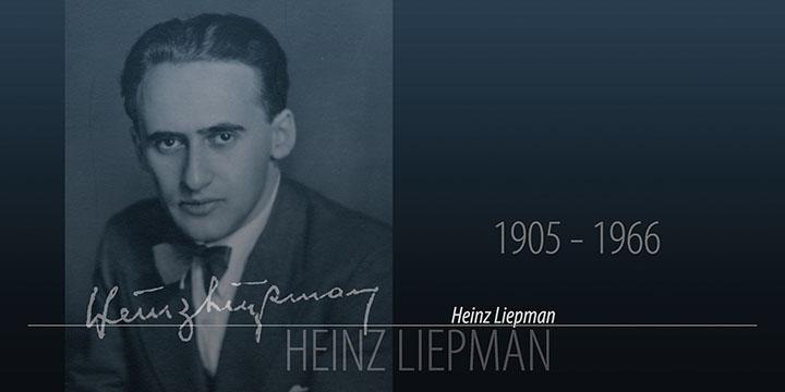 Heinz Liepman</br>(1905-1966)