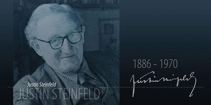 Justin Steinfeld</br>(1886-1970)